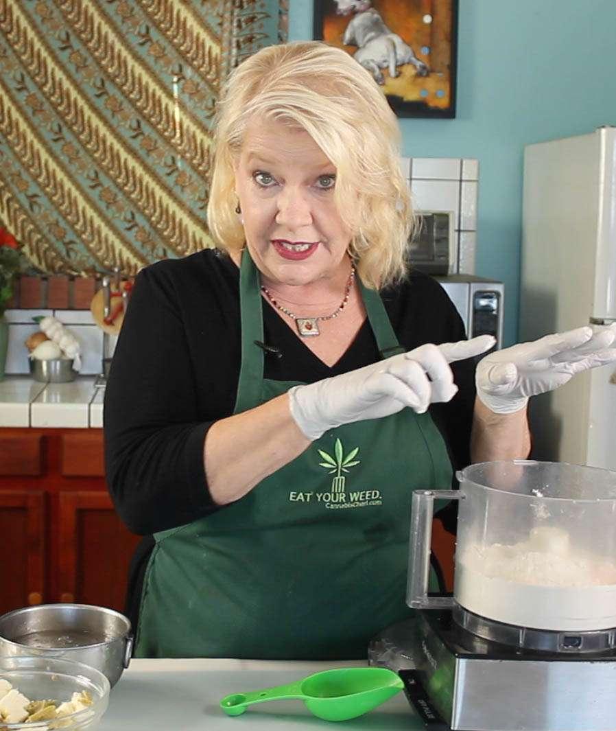 Cannabis Cheri Teaches