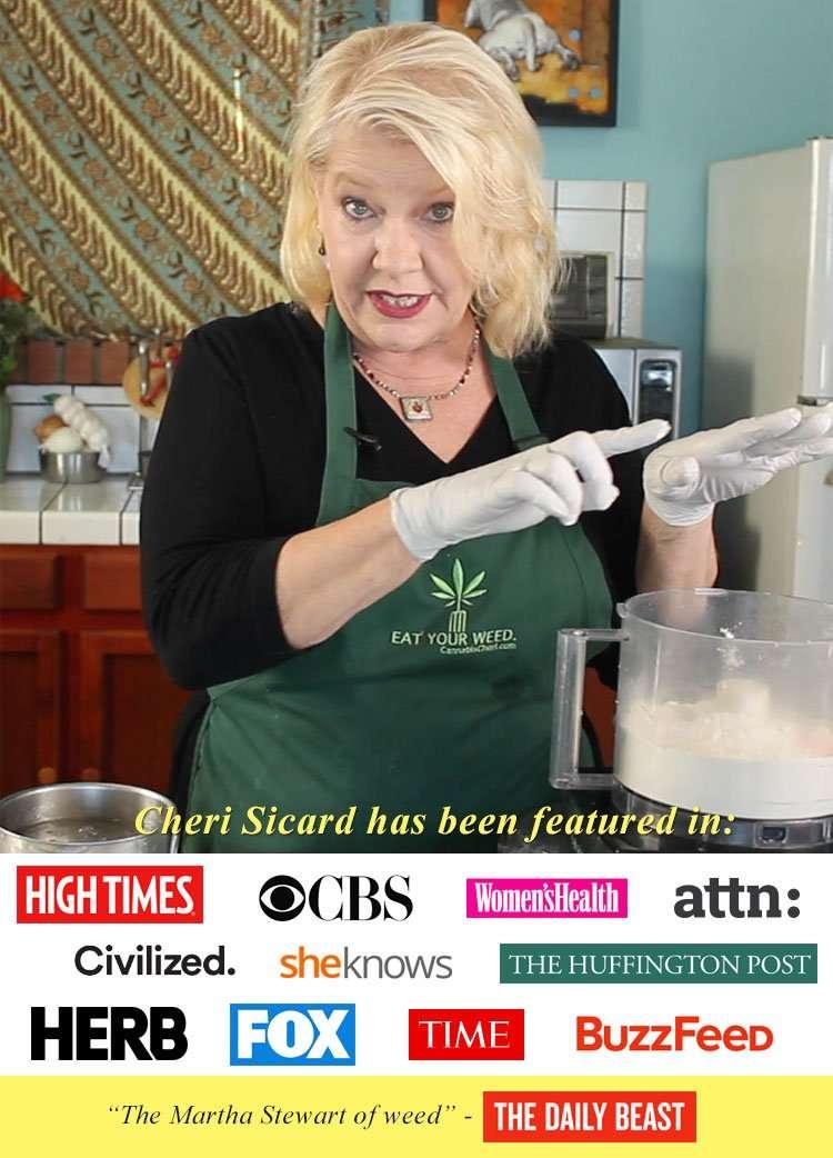 Cannabis Cheri Sicard