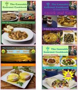 cannabis cooking cookbooks